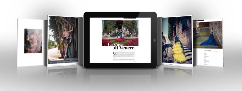 Sei Magazine editorial