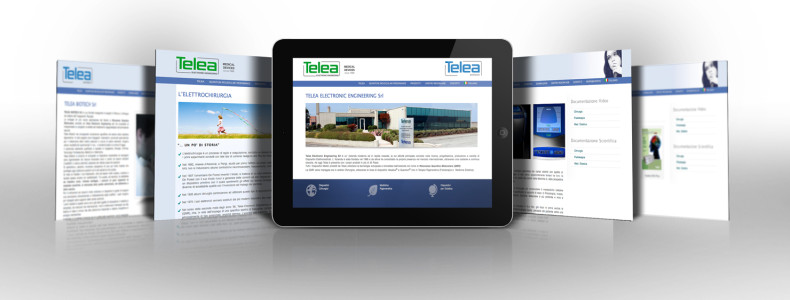 Telea web