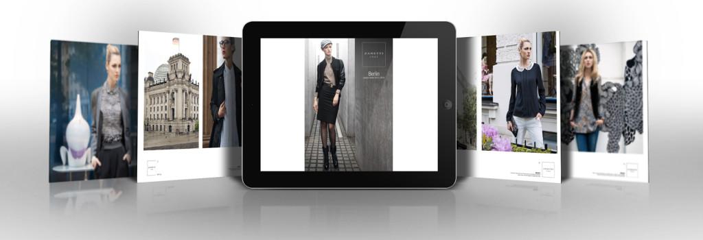 Zanetti Moda campaign fw 2014 Berlin